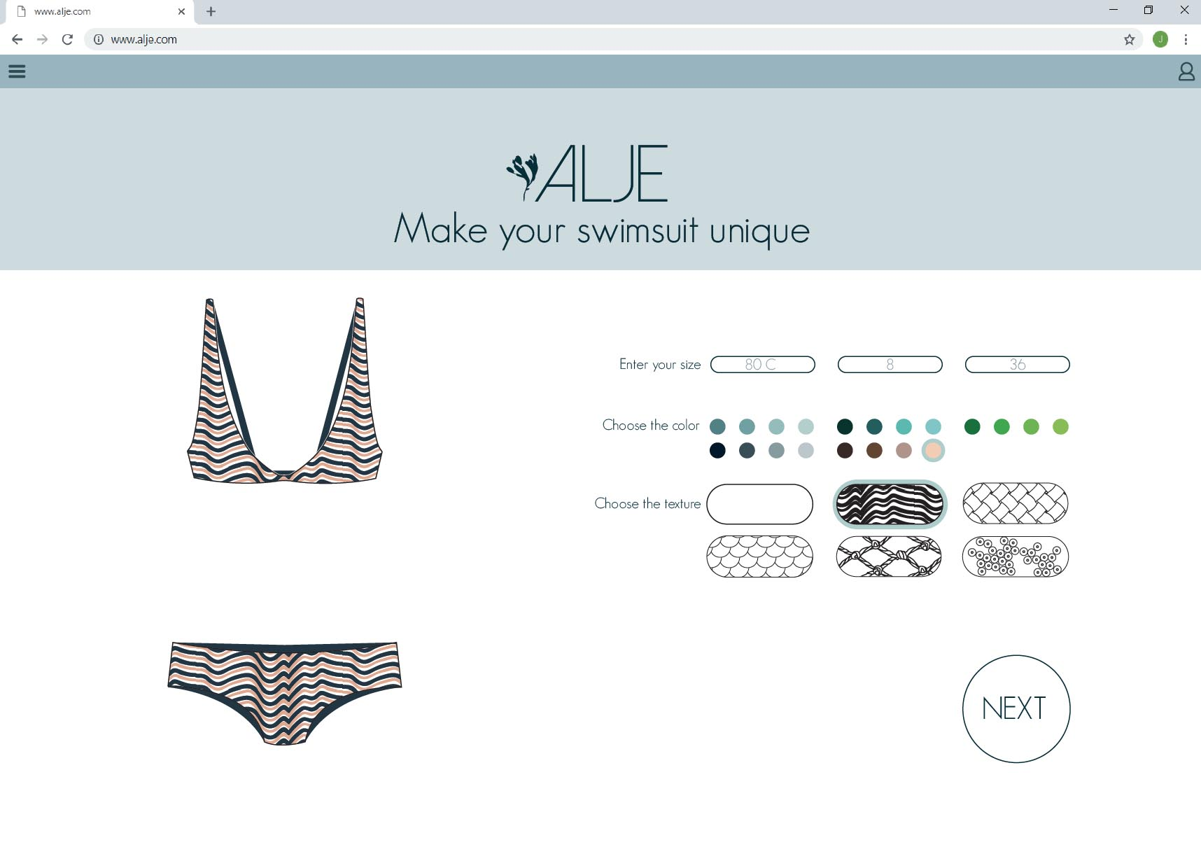 alje website
